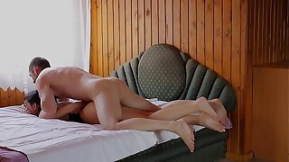 Rock-hard FUCK CUTE TEEN AND CUM Inwards PUSSY. HOMEMADE CREAMPIE. OLIVER STRELLY