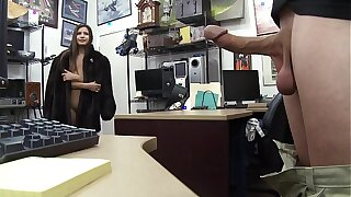 XXX PAWN - Zaya Cassidy Needs Some Money Real Prompt So She Visits A Pawn Shop